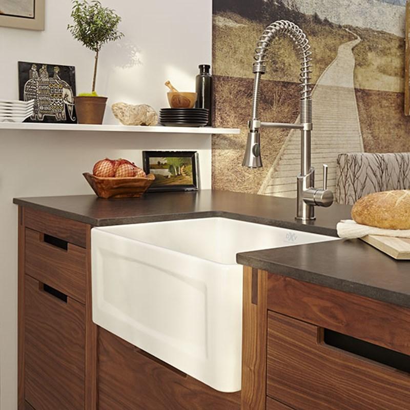 Pirch Kitchen Bath Outdoor Joy Dxv Orchard Apron Sink 20 Quot