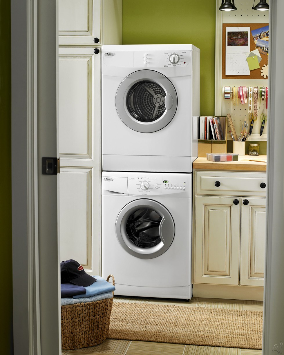 Delighful Stackable Washer And Dryer Home Depot In Inspiration